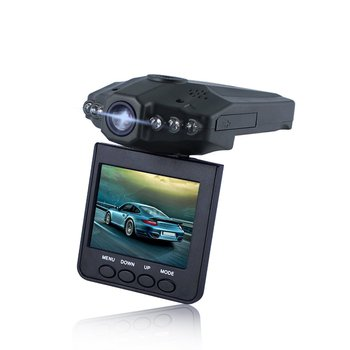 2.5'' 270 degree rotation TFT LCD user manual 720P motion detection car blackbbox car camcorder with night vision