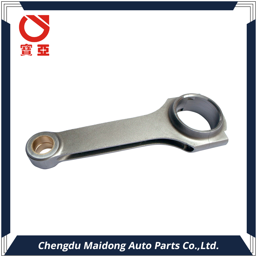D uratec 1.6L forged 4340 steel h-beam Connecting rod for F ord