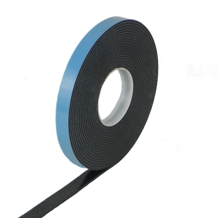 high density 65 shore hardness PVC foam structural glazing tape