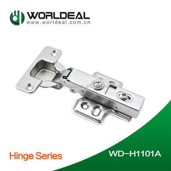 35mm Cup Fgv Type Soft Closing Hydraulic Full Overlay Kitchen Cabinet Door Hinges Types