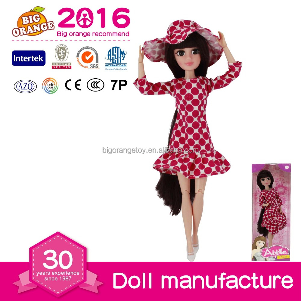 11.5 Inch Dress Up Games Cheap Silicone Lovely <strong>Doll</strong>