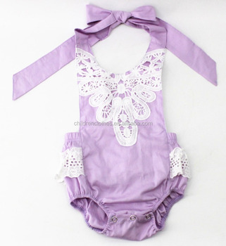 605fc0d6abf kids plain color cotton romper baby girl boutique new design tamil girl  baby names