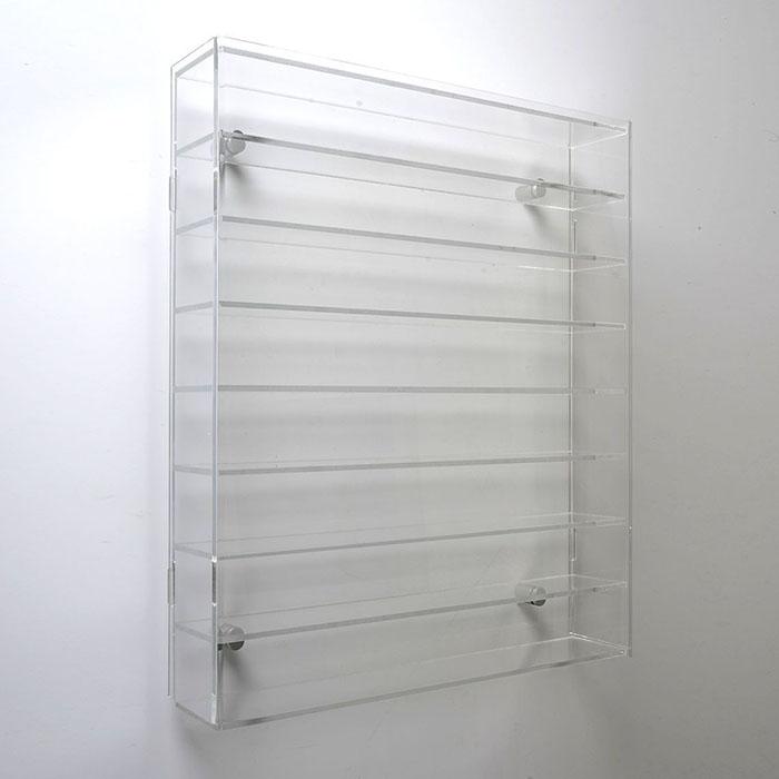 Wall Mounted Acrylic Display Case Toy Display Cases - Buy Wall Mounted  Acrylic Display Case,Perspex Display Case,Model Display Cases Product on