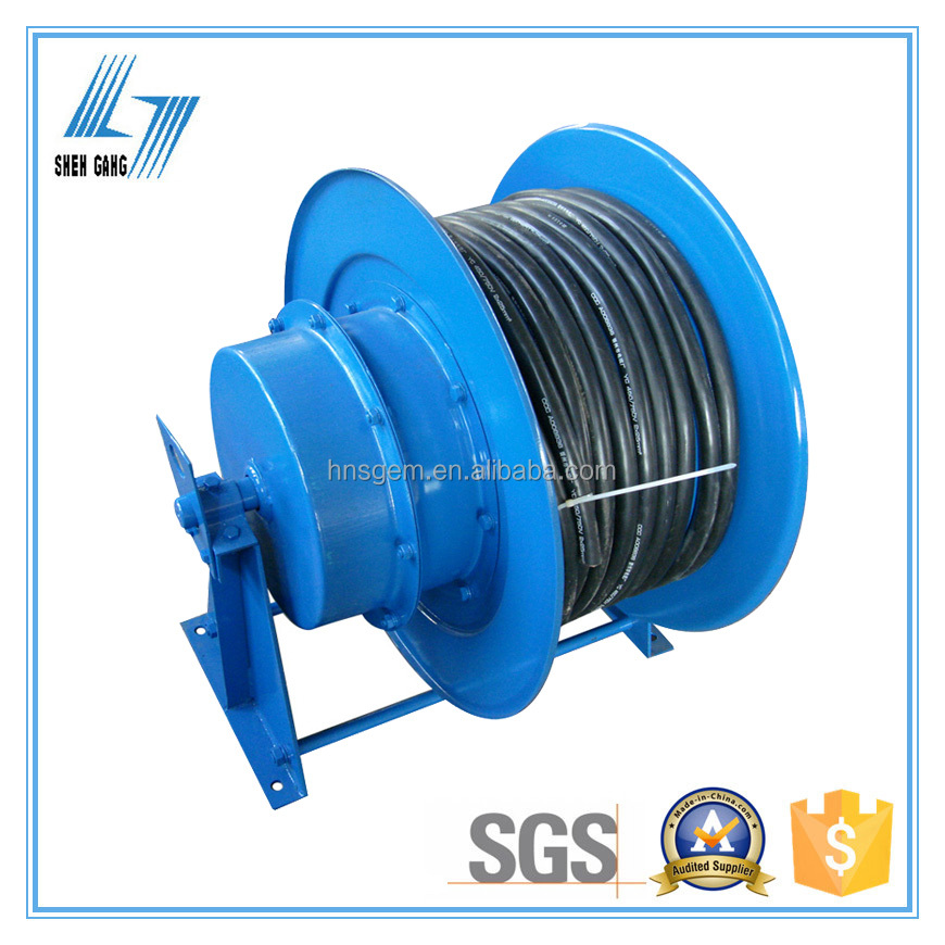 Spring Retractable Cable Reel For Crane, Spring Retractable Cable ...
