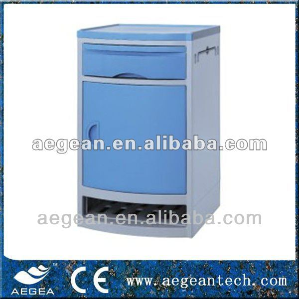 AG-BC006 ABS bedside locker hospital equipment