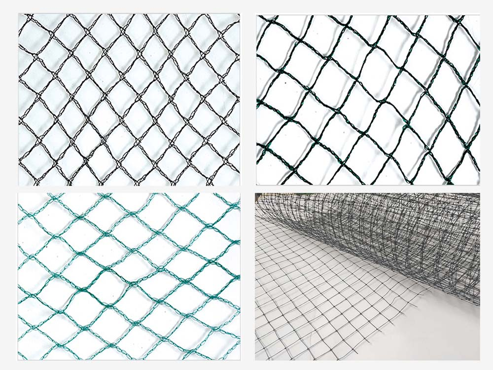 Agricultural anti bird netting brid wire mesh plants protection net