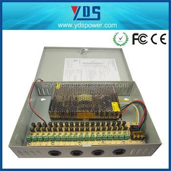 china market 18ch channel camera 5amp fuse,cctv,dvr 12v