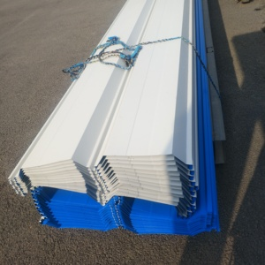 corrugated steel roofing sheet / Zinc PPGI Color Coated Galvanized  Corrugated Steel