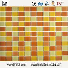 principal producto hecho en china azulejo de mosaico de vidrio bao