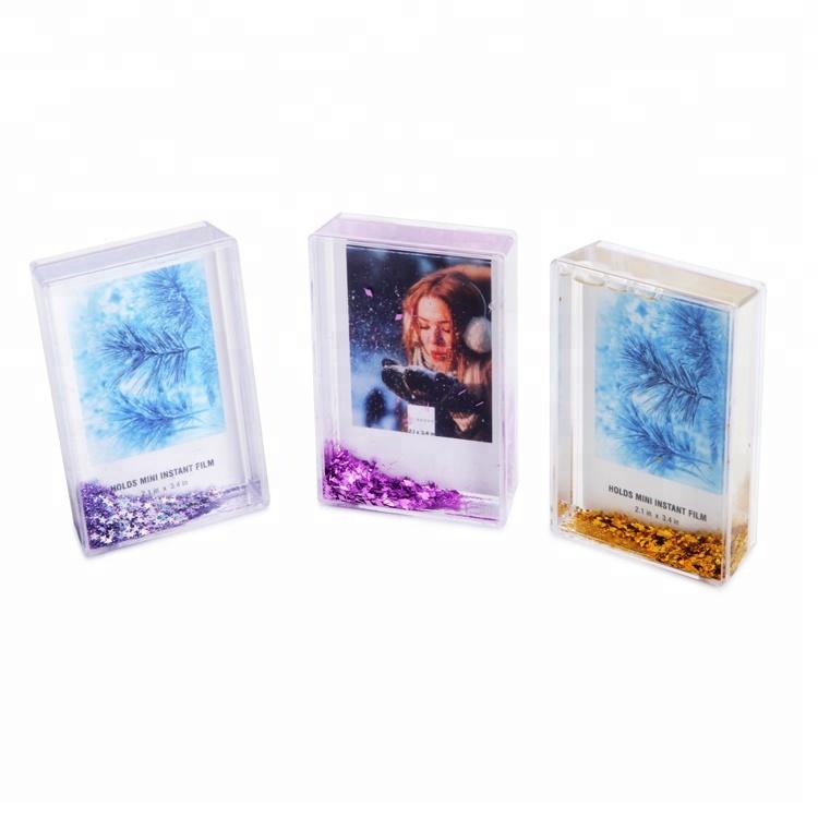 Finden Sie Hohe Qualität Flüssigkeit Glitter Fotorahmen Hersteller ...