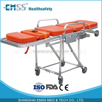 Edj-015c Lightweight Ambulance Stretcher