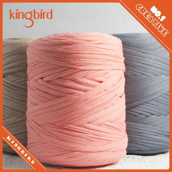 Cotton Thick T Shirt Yarn Crochet Blanket Buy Crochet Blankett Shirt