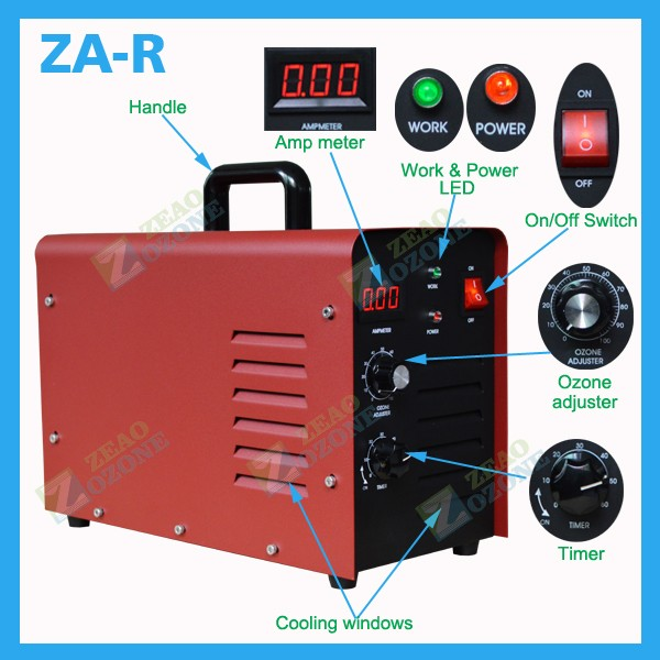 Small Ozone Generator Small Ozone Generator Suppliers And Manufacturers At Alibaba Com