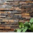 High Quality Natural Rusty Slate, Culture Stone Wall Panels