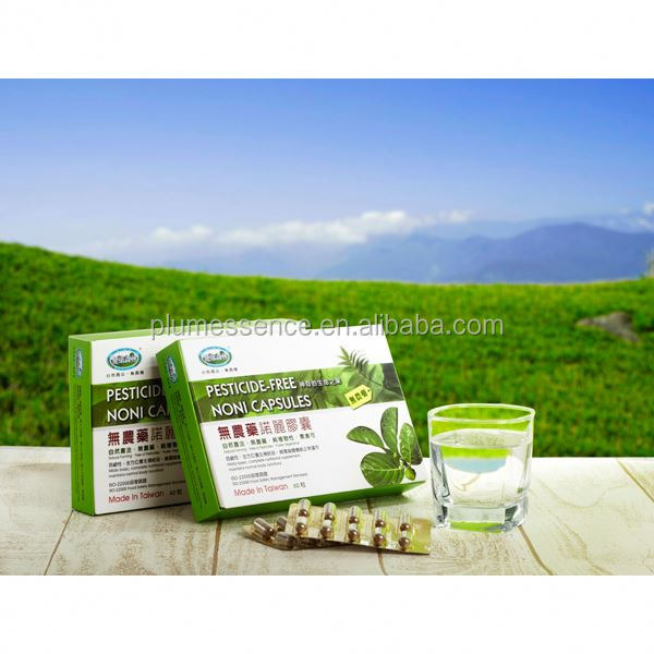 Noni Enzyme Capsules Nutritional Supplement, Looking for Distributor