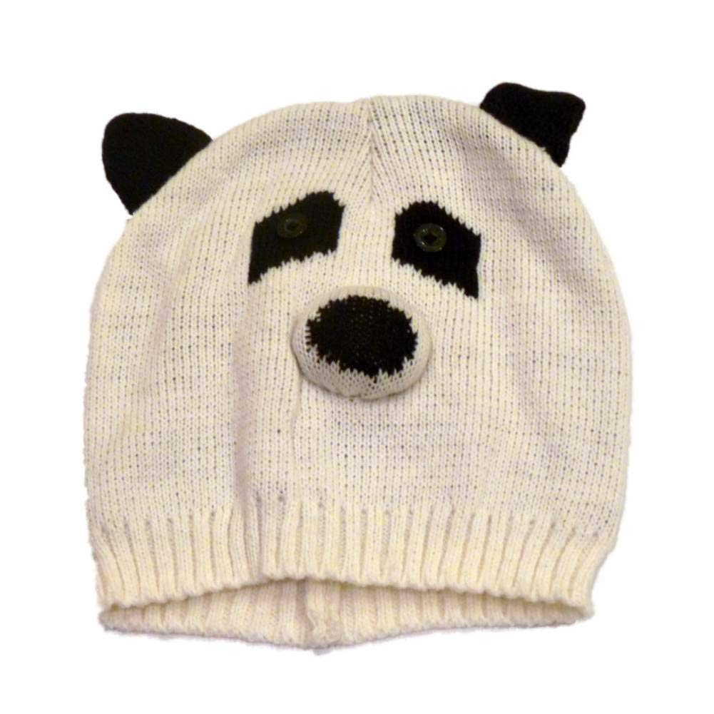 e75e11e8788 Get Quotations · Mambo Hat Womens Knit Panda Beanie Winter Stocking Cap