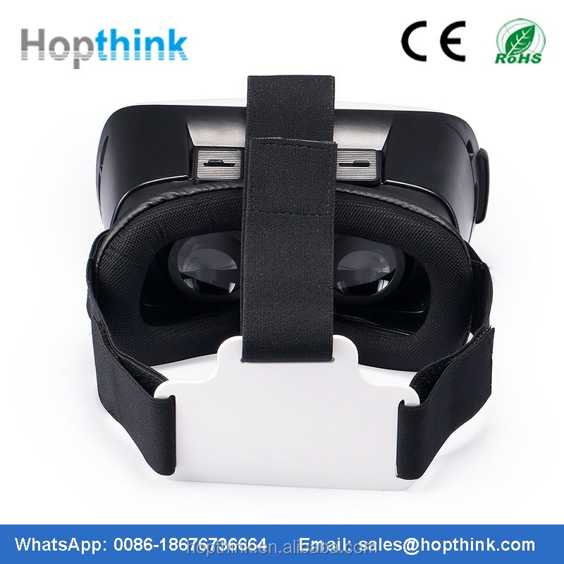 VR glasses headset for Google cardboard glasses for 4.7-6.0 inch mobile for iPhone 3D VR glasses