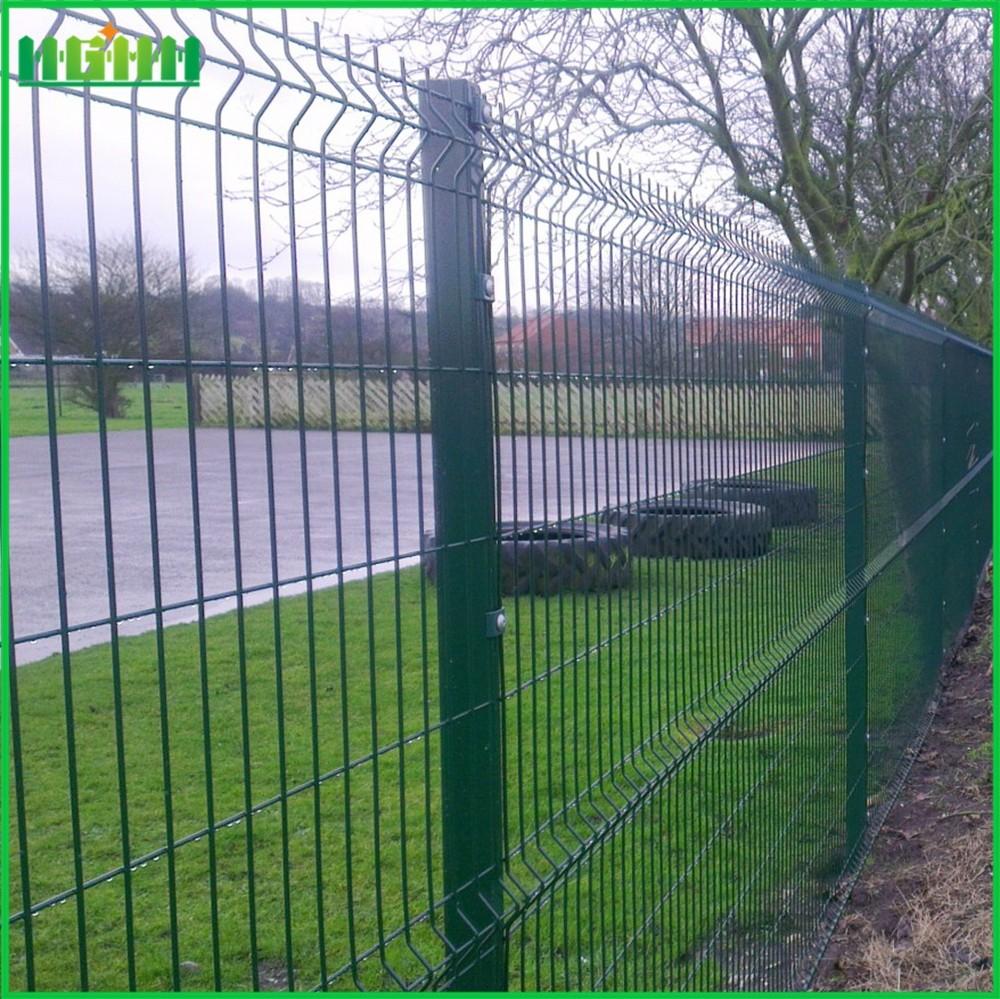 Black Welded Wire Fence Black Welded Wire Fence Luxury Fencing ...