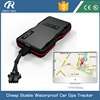 fuel level sensor sim card gps tracking system with free software