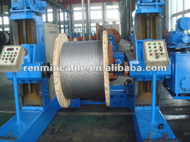 Aluminum Clad Steel Wire/ACS guy wire