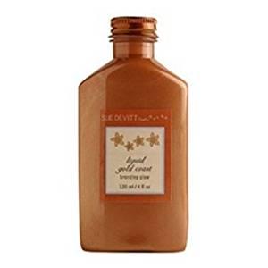 Sue Devitt Liquid Gold Coast Bronzing Glow - 4 oz /120 ml