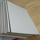 Anti-Curl laminated cardboard paper 2mm 1200 gsm thickness paperboard