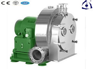 LLW Horizontal Spiral Continuous Flow Filtering Centrifuge