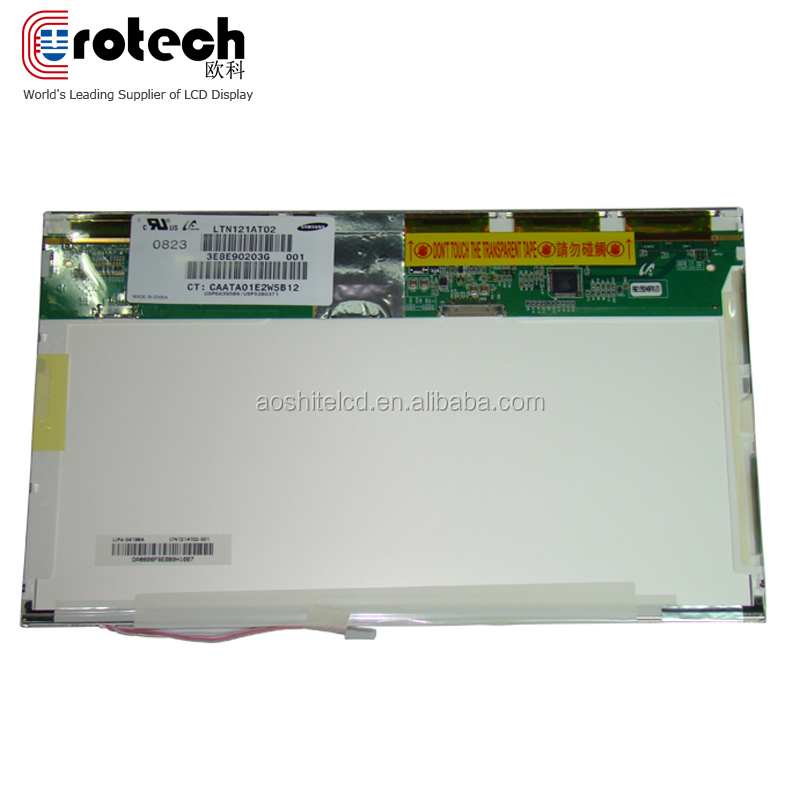 "12.1"" INCH LTN121AT02 LCD module screen with 1280*800 resolution"