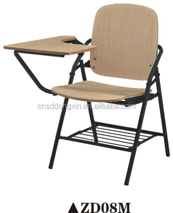 leistungsstarke hei er verkauf b ro und schule falten ausbildung stuhl mit schreibplatte zd08m. Black Bedroom Furniture Sets. Home Design Ideas