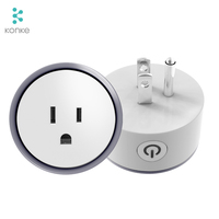 Smart Home Device Mini home automation Plug Work with Amazon Alexa/Google Home