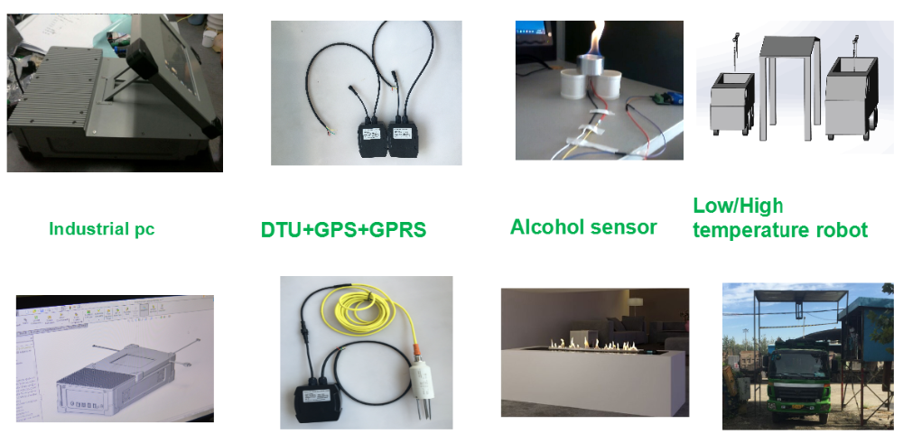 cement drum sensor, cement mixer rotation sensor, rotation speed detector