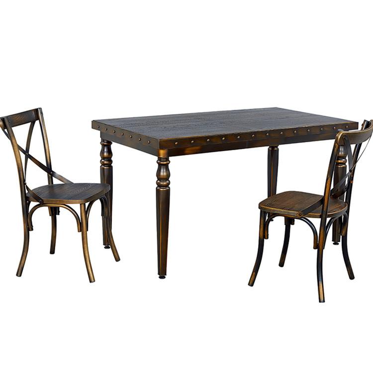 vintage metall küchentisch und stühle | möbelideen, Esstisch ideennn