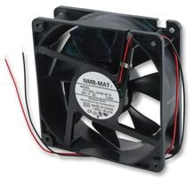 NMB TECHNOLOGIES 4715KL-05W-B10-E00 DC FAN, AXIAL, 119MM x 119MM x 38MM, 24V