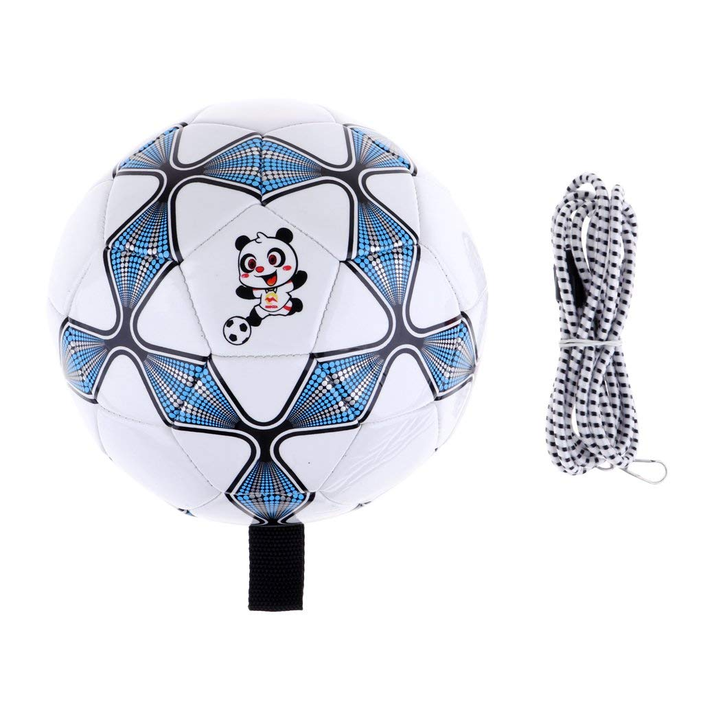6cb65c0cd ... Kid Child Playing Small Extra Strong Sports Soccer Football Size 2 15cm  Random Color 9.99. MagiDeal 1 Piece PU Soccer Ball Size 4 with High Elastic  ...