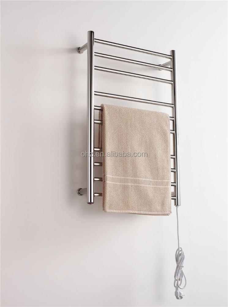 9005 rvs verticale elektrische verwarmd droogrek handdoek warmer handdoekhouders product id. Black Bedroom Furniture Sets. Home Design Ideas