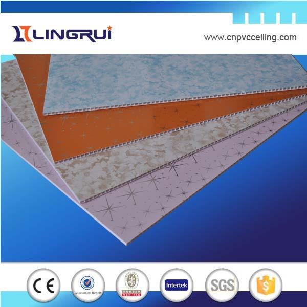 Impermeable ba o que cubre la pared revestimiento de for Revestimiento pared bano pvc
