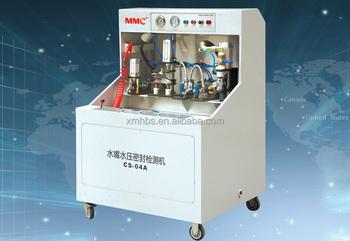 air quality testing machine