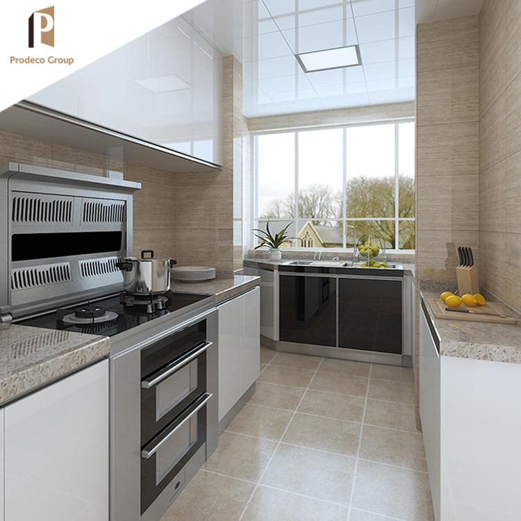 Australian Style Termite Proof Cabinets Acrylic Kitchen ...