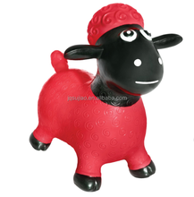 Factory Price high quality pvc inflatable bouncy animals/bouncer sheep