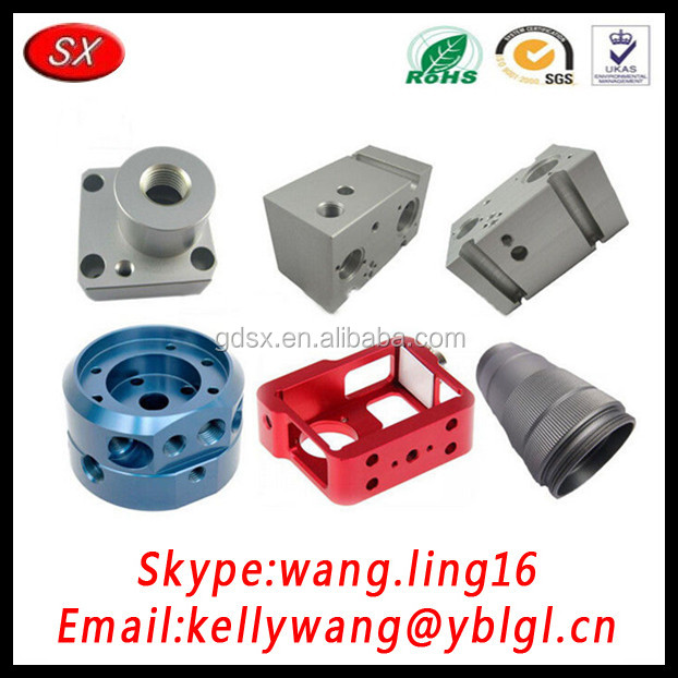 RoHS standard custom precise zinc plated steel cnc machined parts,auto parts,precision machining part for shaft