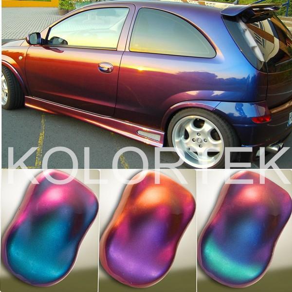 Optical Color Changeable Pigments For Auto Rubber Paint,Chameleon ...