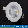 85V-300V aluminum alloy high brightness 5w dimmable cob led downlight