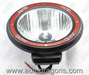 HID 7'' off road HID Driving Light, HID xenon lamp for Heavy Truck