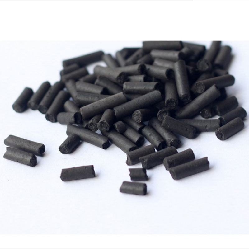 Coal based columnar activated carbon/Activated carbon pellet/Columnar activated carbon for air purifier