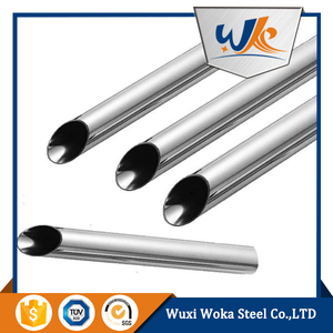 202 stainless steel welded coiled pipe/ tube/tubing