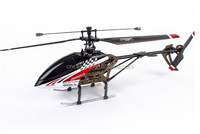 RC Helicopter FX059 2.4G 4CH Aluminum alloy single blade cheap remote control helicopter with gyro