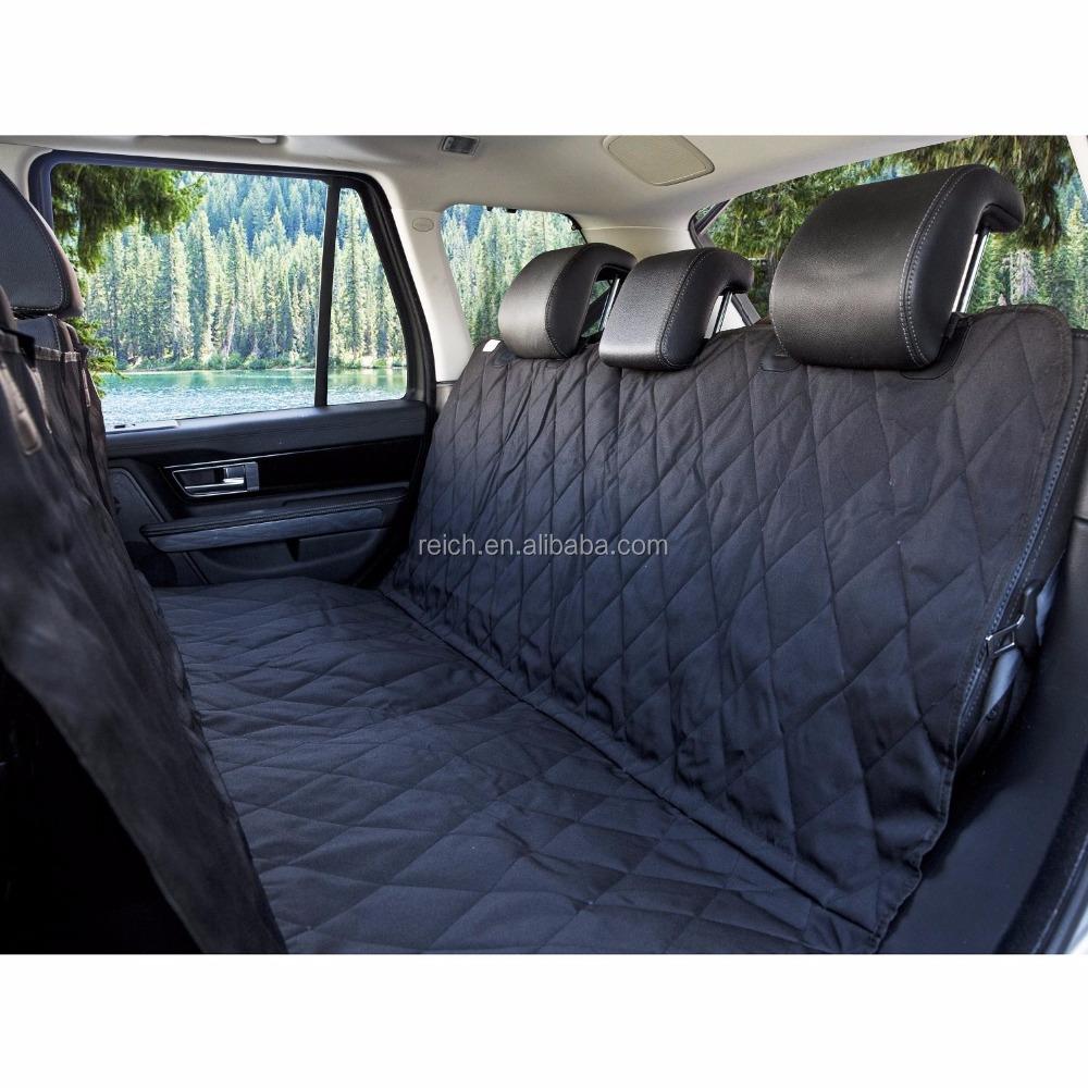 Amazon Popular Waterproof Hammock Pet Dog Car Seat Cover