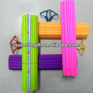 wholesale long plastic balloon sticks and cups