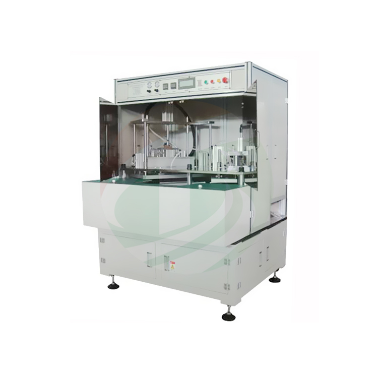 Lithium ion Pouch Cell Final Vacuum Sealing and Edge Cutting Machine