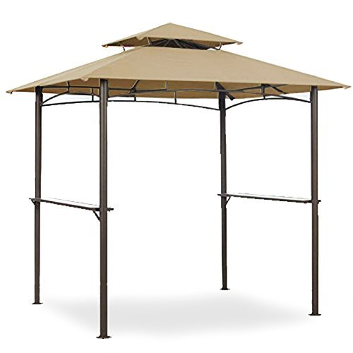 Buy Replacement Canopy For Walmarts Curved Grill Shelter